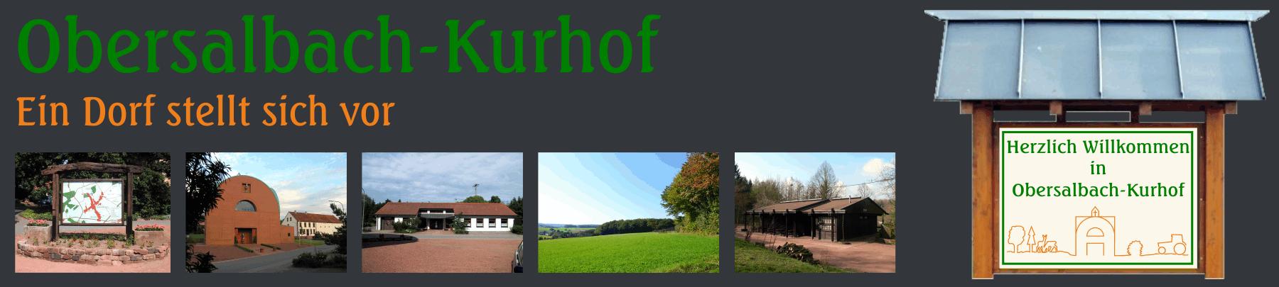 Obersalbach-Kurhof | Ein Dorf stellt sich vor